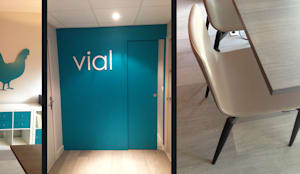 Agence Diot agence diot-clément: architectes d'intérieur à boulogne billancourt