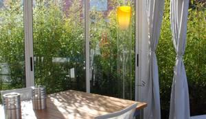 Fuoriforma: modern tarz Kış Bahçesi