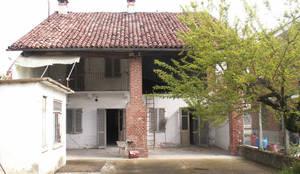 SAN BENIGNO HOUSE: Case in stile in stile Moderno di Studio 06