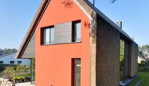 Waldhaus mit durchblick von m hring architekten homify - Mohring architekten ...