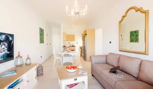 Kıbrıs Developments – Escape Homes Exclusive : akdeniz tarzı tarz Oturma Odası
