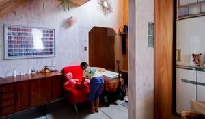 1950-house: AtelierorB  が手掛けた和室です。