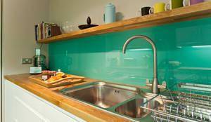 moderne Küche von DHV Architects
