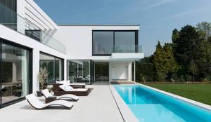 Pool:  Häuser von SOHOarchitekten