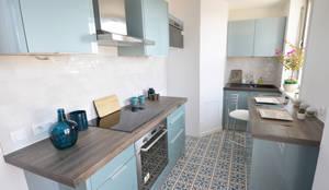 Кухни в . Автор – Parisdinterieur