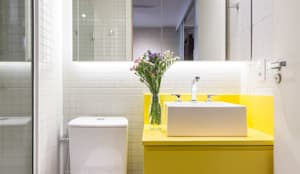 Projekty,  Łazienka zaprojektowane przez homify
