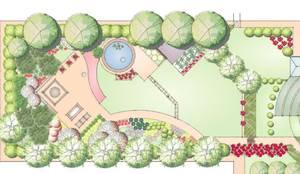 باغ by BersoDesign ❖ Landscape architecture. Design.