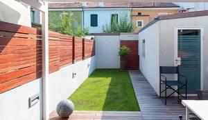 minimalistische Tuin door bbprogetto
