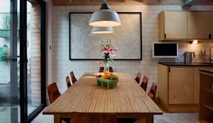 modern Dining room by Tom Kaneko Design & Architecture