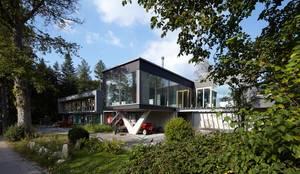 Wohnen mit Unterstützung: moderne Häuser von völse architekten bda