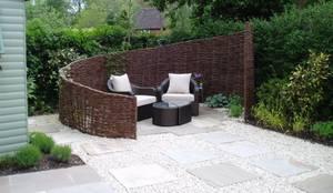 eclectic Garden by Cherry Mills Garden Design
