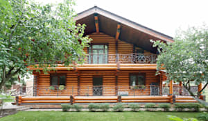 Projekty, wiejskie Domy zaprojektowane przez Ожогин Сергей