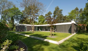 Bungalow:  Bungalow von Justus Mayser Architekt