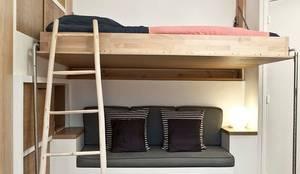 duhesme por g raldine lafert homify. Black Bedroom Furniture Sets. Home Design Ideas
