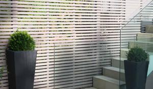 moderner Garten von DDWH Architects