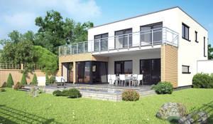 haus dessau deutscher traumhauspreis 2014 von streif haus gmbh homify. Black Bedroom Furniture Sets. Home Design Ideas