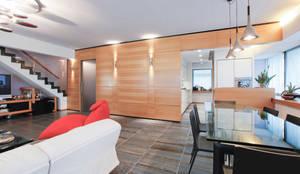 modern Living room by Emanuela Gallerani Architetto