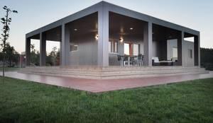 Casas modernas por Casas Natura