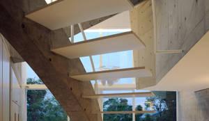 Corredores, halls e escadas modernos por Atelier Boronski