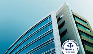 Limpiezas termy empresas generales en madrid homify for Oficina qualitas auto madrid