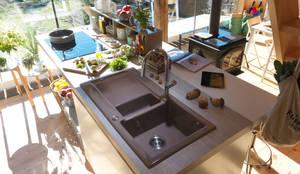 fragranit sp len akzente in farbe von franke gmbh homify. Black Bedroom Furniture Sets. Home Design Ideas