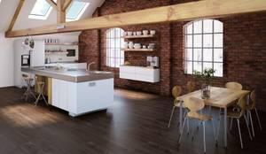 Cozinhas modernas por Supreme Floors Ibérica S.L.