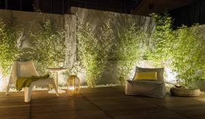 rustieke & brocante Tuin door MUDA Home Design