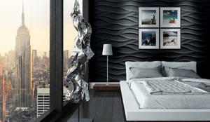 غرفة نوم تنفيذ Loft Design System Deutschland