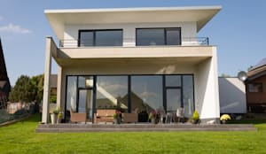 STRICK  Architekten + Ingenieure의  주택