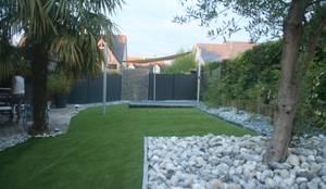 Projekty,  Ogród zaprojektowane przez EURL OLIVIER DUBOIS