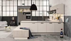 مطبخ تنفيذ LWK Kitchens