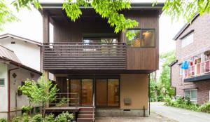 Rumah by 光風舎1級建築士事務所