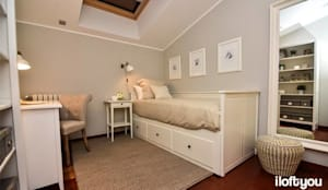 klassische Schlafzimmer von iloftyou