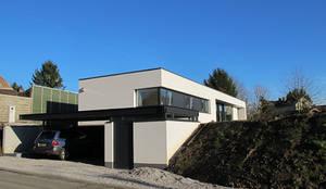 Maison passive en Hainaut par dune Architecture sprl | homify