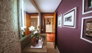 Bagno in stile in stile Moderno di MeyerCortez arquitetura & design