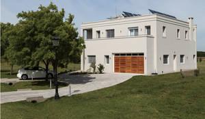 La Casa G: La Casa Sustentable en Argentina.: Casas de estilo  por La Casa G: La Casa Sustentable en Argentina