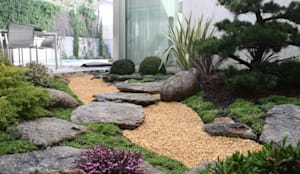 jardin japones con niwaki