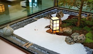 Inspirado en la naturaleza, el zen nos envuelve a todos: Jardines japoneses de estilo  de Jardines Japoneses -- Estudio de Paisajismo