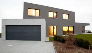 Projekty,  Garaż zaprojektowane przez skizzenROLLE