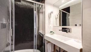 Salle de bain de style de style Moderne par Arch. Lamberto Grutter