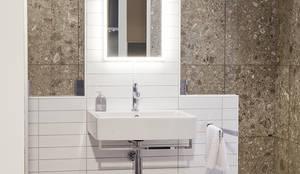 Keuken En Badkamer : Natuurlijke badkamer von van wanrooij keuken badkamer & tegel