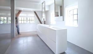 Badkamer En Suite : Slaapkamer met badkamer ensuite de eerste kamer badkamers
