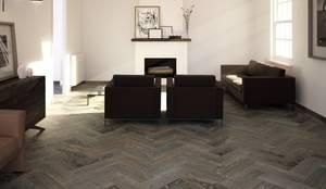 Living room by INTERAZULEJO