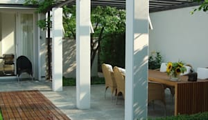 einfamilienhaus ottobrunngartengestaltung2 platz wettbewerb - Farbakzente Interieur Einfamilienhaus