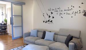 غرفة المعيشة تنفيذ studio radicediuno