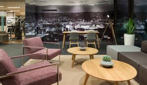 eishockey kabine jungadler mannheim mannheim deutschland by fifty fifty design homify. Black Bedroom Furniture Sets. Home Design Ideas