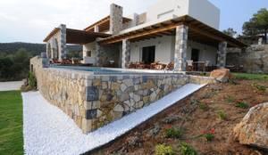 Casas de estilo mediterráneo de CARLO CHIAPPANI  interior designer