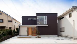外観: 一級建築士事務所 想建築工房が手掛けた家です。
