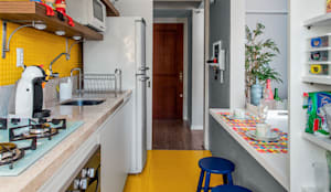 Кухни в . Автор – Ambientta Arquitetura