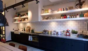 ห้องครัว by BRICKS Studio